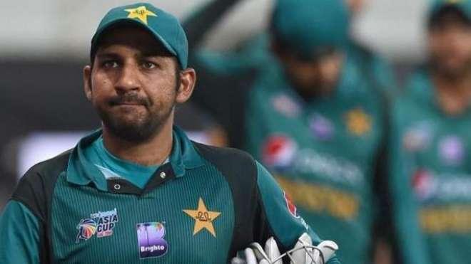 سرفراز احمد نے آسٹریلیا سے شکست کی اہم وجہ بتا دی