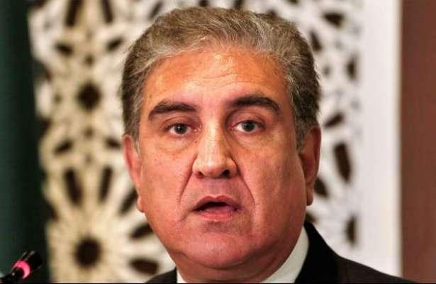 عمران مودی ملاقات دشوار ہے ، سیاست میں کچھ حرف آخر نہیں، شاہ محمود ..