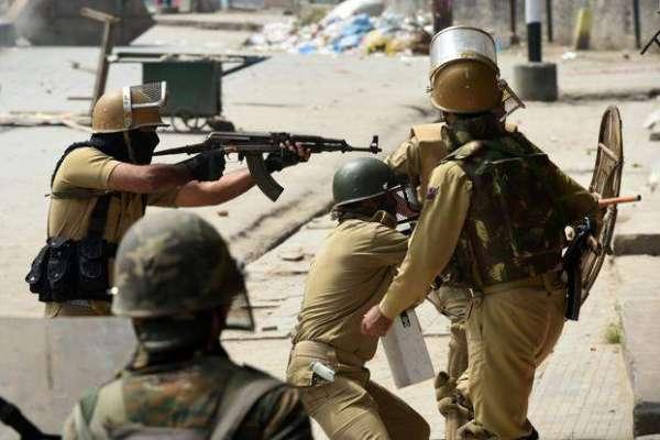 مقبوضہ و آزاد کشمیر بھارت کے اٹوٹ انگ ہیں، جے یو آئی ہند