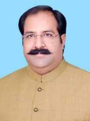 تاندلیانوالہ: مولانا فضل الرحمن کا آذادی مارچ ذاتی مفاد کے لیے ہے: ممبر ..
