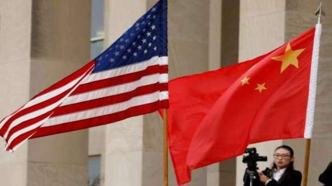 چین کا تائیوان کو ہتھیار فروخت کرنے والی امریکی کمپنیوں پر پابندی کا ..