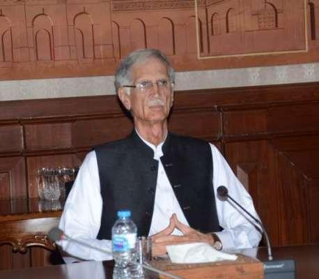 پی ڈی ایم کا شیرازہ بکھیر چکا ،عدم اعتماد نہیں لا سکتے ،پرویز خٹک