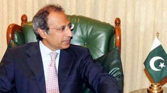 مشیر برائے خزانہ و محصولات ڈاکٹر عبدالحفیظ شیخ کی زیر صدارت کابینہ ..