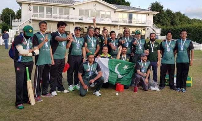پاکستان نے انٹرپارلیمنٹری کرکٹ ورلڈ کپ جیت لیا