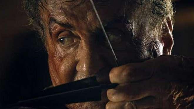 فلم ''ریمبو 5 ؛لاسٹ بلڈ'' 20 ستمبر کو ریلیز ہوگی