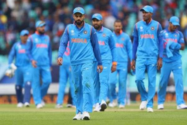 آئی سی سی نے نئی ٹی ٹونٹی رینکنگ جاری کردی،بھارتی ٹیم کی تنزلی