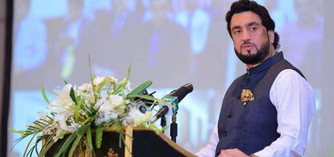 وزیر مملکت شہریار آفریدی کا اسلام آباد کی افغان بستی میں افغان طلباء ..