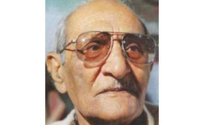 اردو کے نامور شاعر یزدانی جالندھری کی29 ویں برسی کل 23مارچ بروز ہفتہ ..