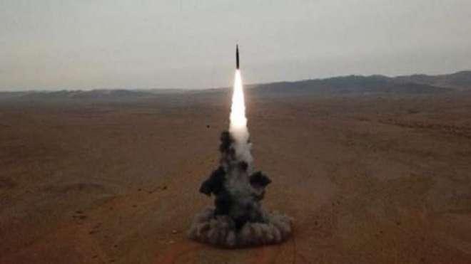 حوثیوں کی جانب سے سعودی عرب کو بیلسٹک میزائل سے نشانہ بنانے کی ایک اور ..