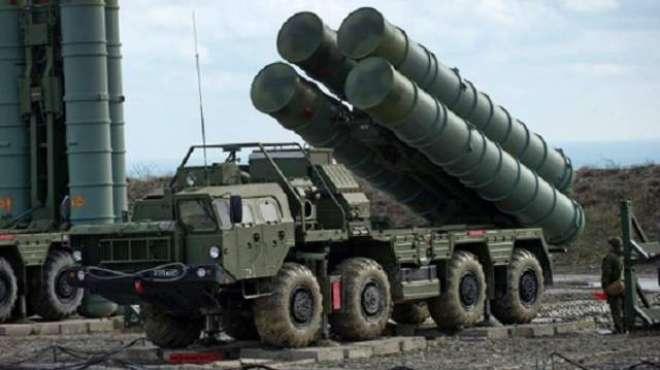ترکی کو ایس 400 میزائل کی فروخت کا دوسرا مرحلہ مکمل کرلیا ہے، روسی وزارت ..