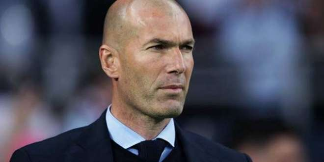 فرانسیسی فٹ بالر زیڈان ریال میڈرڈ کے کوچ بن گئے