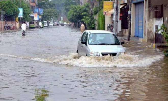 اوگی میں بارشوں کا پانی داخل ہونے سے 7 دکانوں میں موجود لاکھوں روپے ..