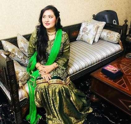 معروف گلوکارہ سارہ رضا خان کاپنجاب سیف سٹیز اتھارٹی کادورہ کیا