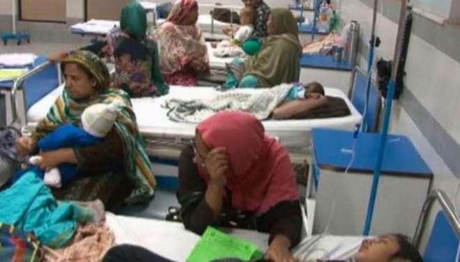 تھرپارکر میں مزید 2بچے انتقال کرگئے، رواں سال جاں بحق بچوں کی تعداد ..
