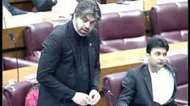 وفاقی وزراء مراد سعید اور عمر ایوب کا اپوزیشن کو منانے کے لئے وزیر مملکت ..