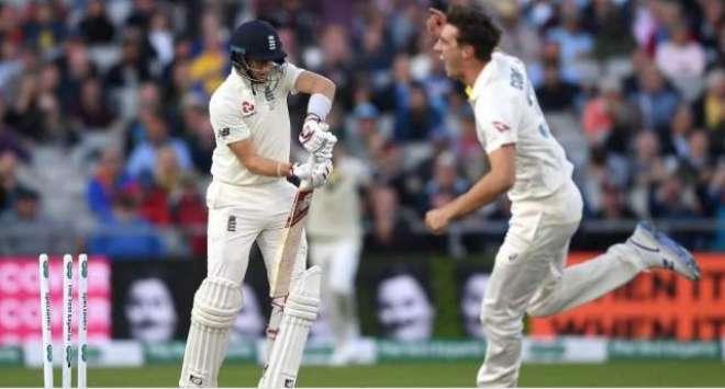 ْانگلینڈ اور آسٹریلیا کی کرکٹ ٹیموں کے درمیان پانچواں اور آخری ٹیسٹ ..