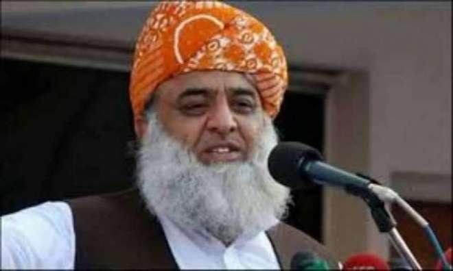 حکومت کی فضل الرحمان کامارچ رکوانے کی کوششیں