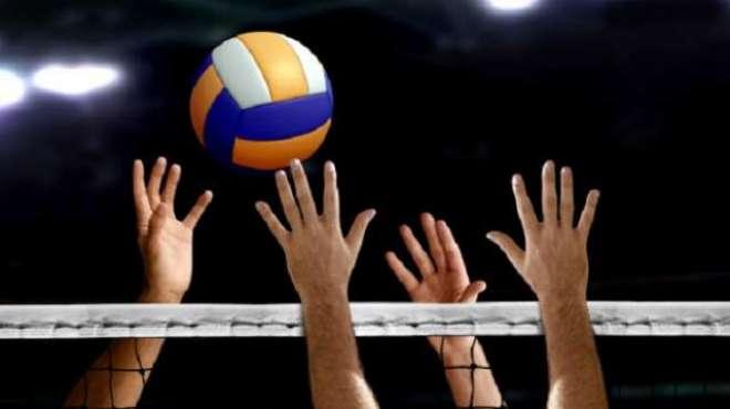 پاکستانی ٹیم ایشین مینز والی بال چیمپئن شپ میں شرکت کیلئے ایران روانہ