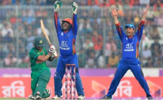 بنگلہ دیش، افغانستان اور زمبابوے کے درمیان تین ملکی ٹی 20 سیریز پرسوں ..