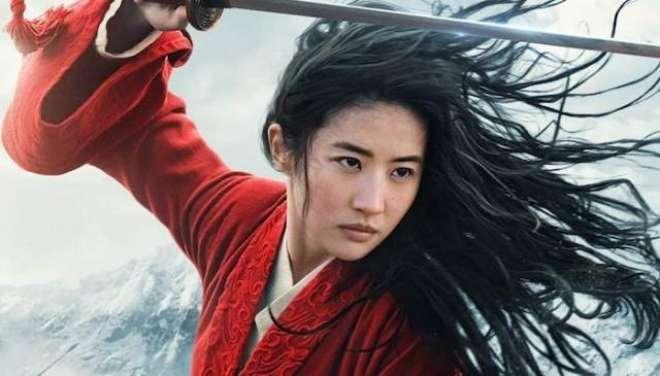چینی جنگجو خاتون کی زندگی پر مبنی ایکشن سے بھرپور فلم ''مولان''کی ..