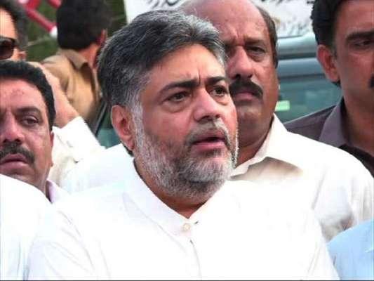 حکومت کا وژن عوامی خدمت ہے،سید صمصا م علی شاہ بخاری