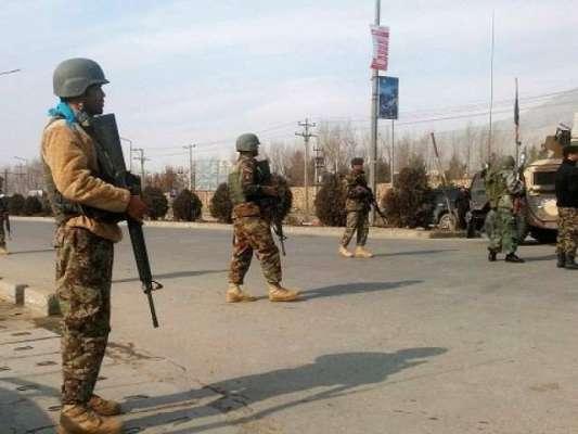 افغان فوج کے طالبان ہمدرد اہلکاروں کی حکومت حامی اہلکاروں پر فائرنگ، ..