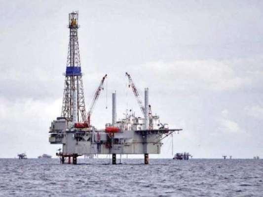 پاکستان میں 9 سال کے بعد گہرے سمندری پانی میں تیل و گیس کی تلاش کیلئے ..