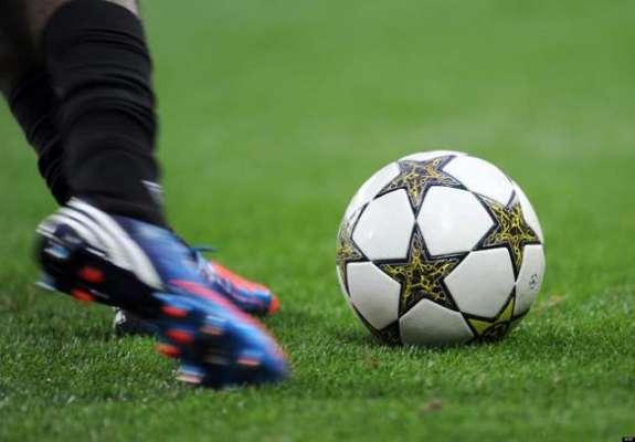 نیشنل چیلنج فٹ بال کپ، قومی جونئیر ٹیم کاتربیتی کیمپ شروع ہوگیا