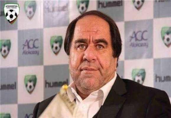 فیفا نے افغانستان فٹ بال فیڈریشن کے سابق صدر اور فیفا کے ممبر کرام الدین ..
