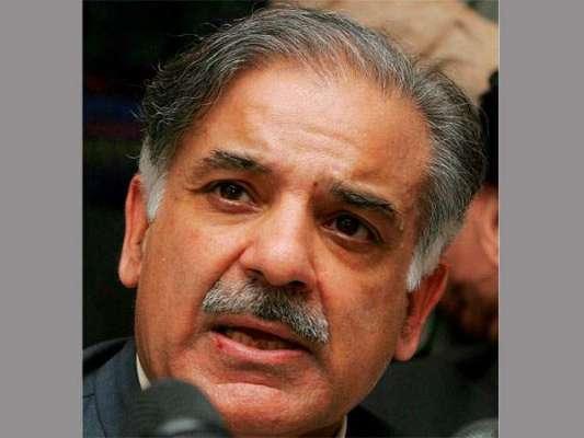 شہباز شریف پاکستان تحریک انصاف کی مرکزی شخصیت سے ملاقات کر رہے ہیں