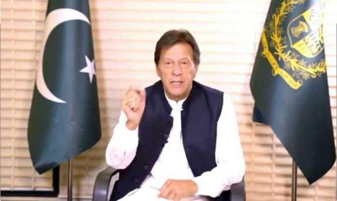 وقت آگیا ہے کہ بھارت کو سبق سکھایا جائے: عمران خان