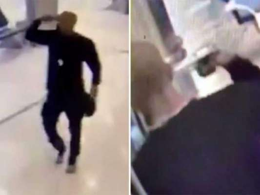 کویت میں ایئرپورٹ پر مسلح نوجوان کی جانب سے خود کُشی کی کوشش