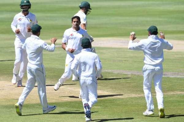 تیسرا ٹیسٹ ،جنوبی افریقی ٹیم 262رنز بنا کرپوویلین لوٹ گئی