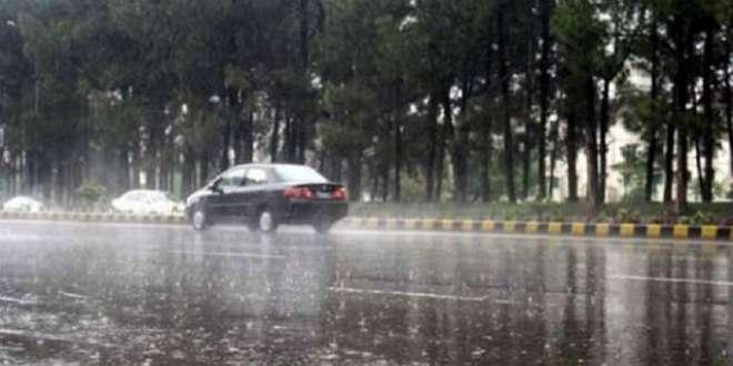 محکمہ موسمیات کی جمعرات سے ہفتہ کے دوران ملک میں  تیزہوائوں، آندھی ..
