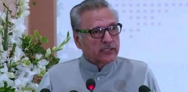 صدرمملکت ڈاکٹر عارف علوی سے آڈیٹر جنرل آف پاکستان جاوید جہانگیر ..