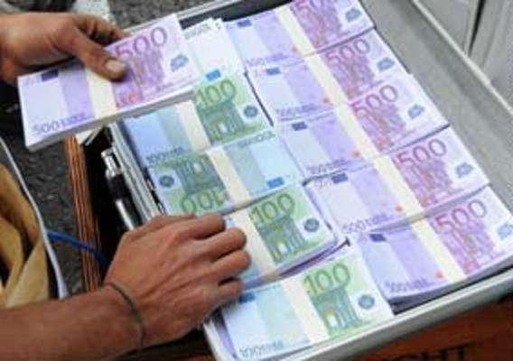 ایک دن کے کام کی تنخواہ93 ہزار یورو