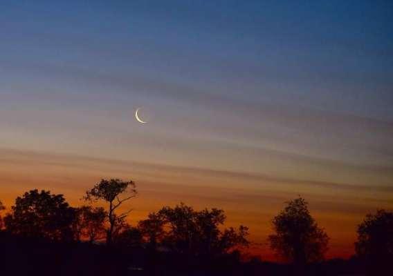 چاند نظر نہیں آیا، 12 ربیع الاول 30 اکتوبر جمعہ کو ہوگی