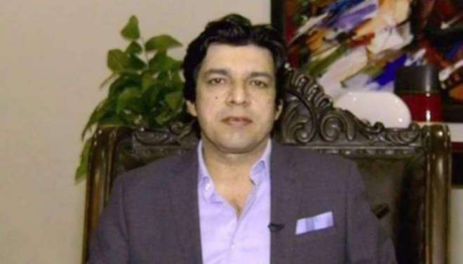 وفاقی وزیر فیصل واوڈا(کل) اپنے حلقے میں سیلف ایمپلائمنٹ سکیم کے تحت ..
