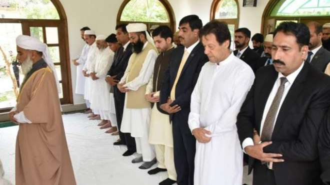 وزیراعظم عمران خان نماز عید بنی گالا میں ادا کریں گے
