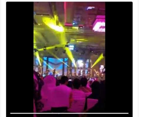 کویت میں میوزک کانسرٹ پر خواتین کے جھُومنے ناچنے کی ویڈیو وائرل