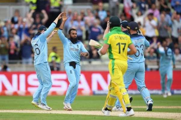 ورلڈ کپ ، دوسرے سیمی فائنل میں آسٹریلیا کا انگلینڈ کو جیت کےلئے 224رنز ..