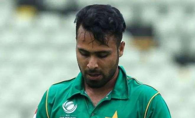 فہیم اشرف کو ریزرو کھلاڑی کے طور پر انگلینڈ میں ہی روک لیا گیا ہے