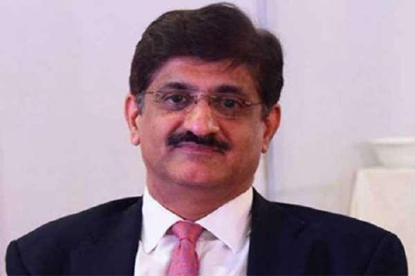وزیر اعلیٰ سندھ اور صوبائی وزیر اطلاعات کی شہید میجر عدیل کی نماز جنازہ ..