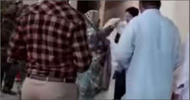 کراچی کے گرلز کالج میں پرنسپل اور استانی کے درمیان تلخ کلامی