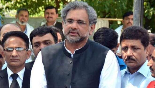 ایل این جی کیس: شاہدخاقان عباسی اور مفتاح اسماعیل کے ریمانڈ میں 26 ستمبر ..