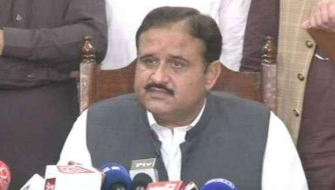 وزیر اعلیٰ عثمان بزدار کا فیصل آباد کے علاقے دو بہنوں پر تیزاب پھینکنے ..