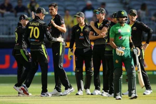 آسٹریلیا کے ہاتھوں عبرت ناک شکست کے باجود پاکستان دنیا کی نمبر 1 ٹی ..