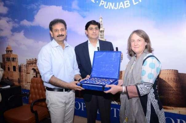 پنجاب میں سیاحت کے فروغ میں تعاون کے لیے برطانیہ کا اظہار دلچسپی