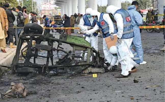 ملتان روڈ رکشہ دھماکے میں ڈرائیور کو کلین چٹ مل گئی
