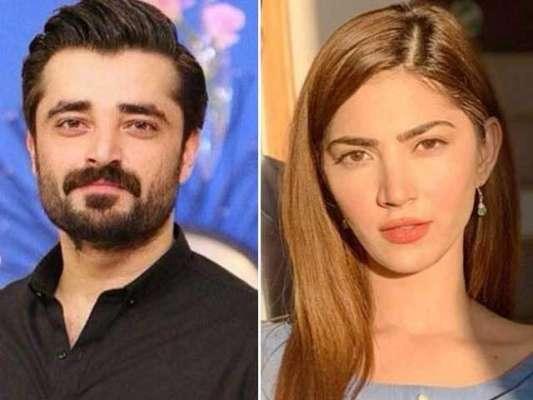 حمزہ علی عباسی نے نیمل خاور سے شادی کی خبروں کی تصدیق کردی